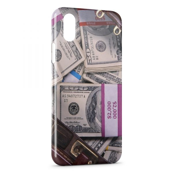 coque iphone xr dollars