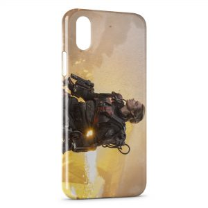 Coque iPhone XR Edge of Tomorrow Rita