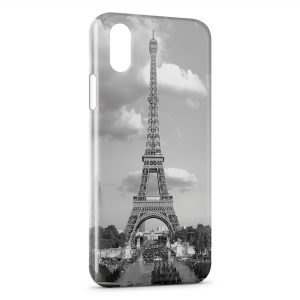 Coque iPhone XR Eiffel Tower Tour Eiffel