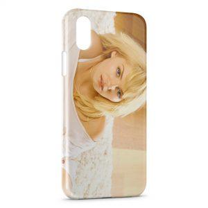 Coque iPhone XR Elisha Cuthbert