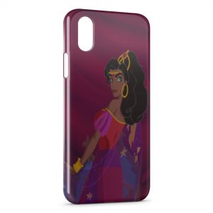 Coque iPhone XR Esmeralda Style
