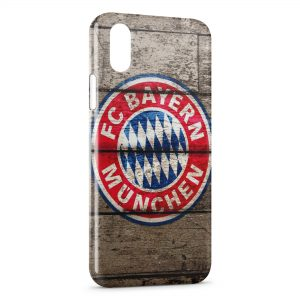 Coque iPhone XR FC Bayern Munich Football Club 14