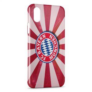 Coque iPhone XR FC Bayern Munich Football Club 26