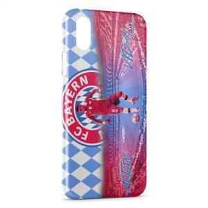 Coque iPhone XR FC Bayern Munich Football Club 29