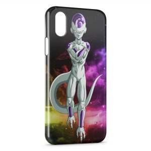 Coque iPhone XR Freezer Dragon Ball Z Art