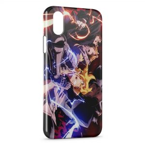Coque iPhone XR Fullmetal Alchemist Brotherhood