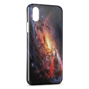 Coque iPhone XR Galaxy 9