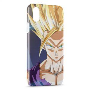 Coque iPhone XR Goku Dragon Ball Z 12