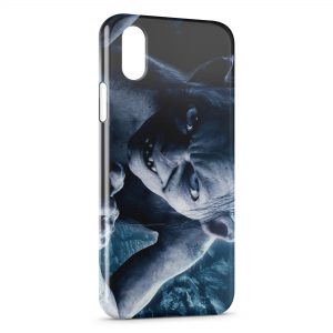 Coque iPhone XR Gollum