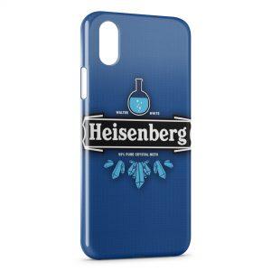 Coque iPhone XR Heinsenberg Breaking Bad Pure Crystal Meth