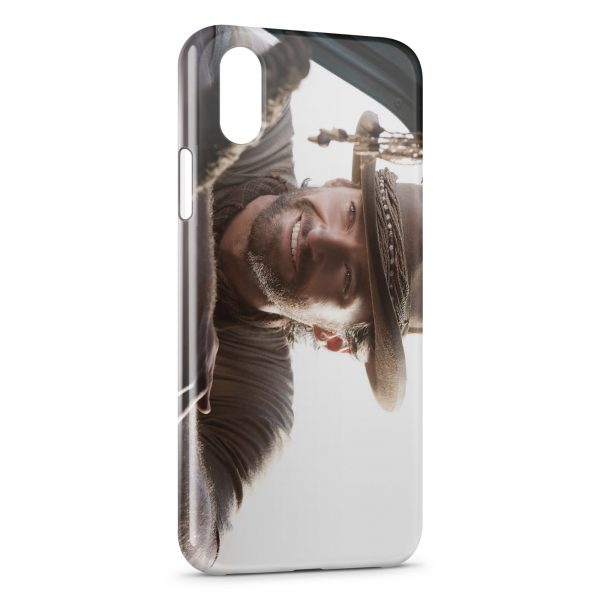 Coque iPhone XR Hugh Jackman