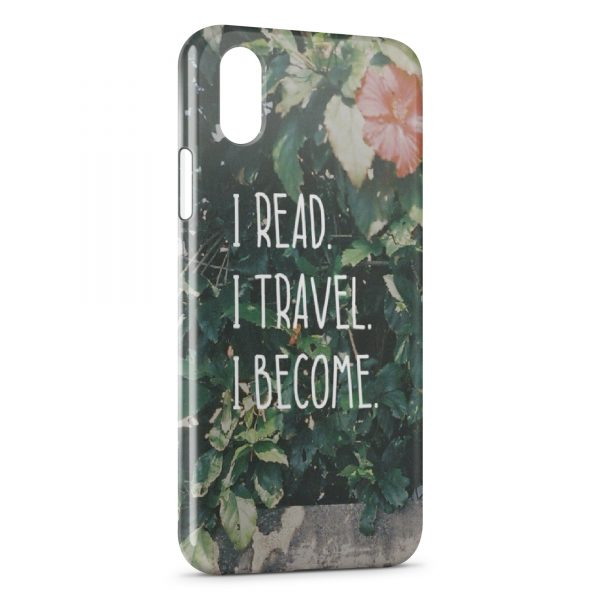 coque travel iphone xr