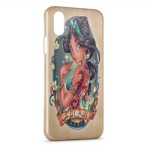 Coque iPhone XR Jasmine Aladdin Punk