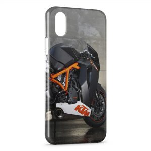 Coque iPhone XR KTM 1190 RC8 R Moto