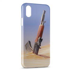 Coque iPhone XR Kalachnikov AK47