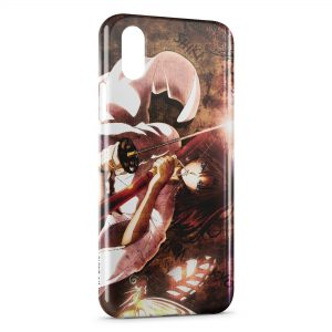 Coque iPhone XR Kara No Kyoukai Manga