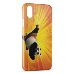 Coque iPhone XR Kung Fu Panda 3