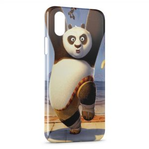 Coque iPhone XR Kung-Fu Panda 6