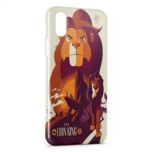 Coque iPhone XR Le Roi Lion 7