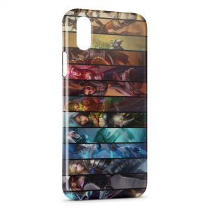 Coque iPhone XR League Of Legends 3