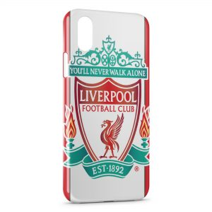 Coque iPhone XR Liverpool FC Football 6
