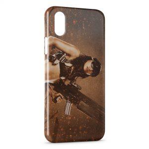 Coque iPhone XR Machete Film