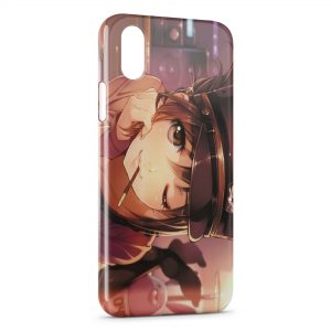 Coque iPhone XR Manga Girl Sexy