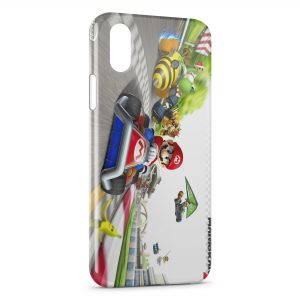 Coque iPhone XR Mario Kart 3