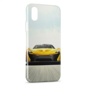 Coque iPhone XR McLaren classic Voiture