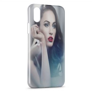Coque iPhone XR Megan Fox 3