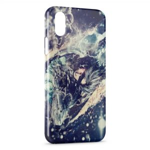 Coque iPhone XR Metal Gear Rising Revengeance 2