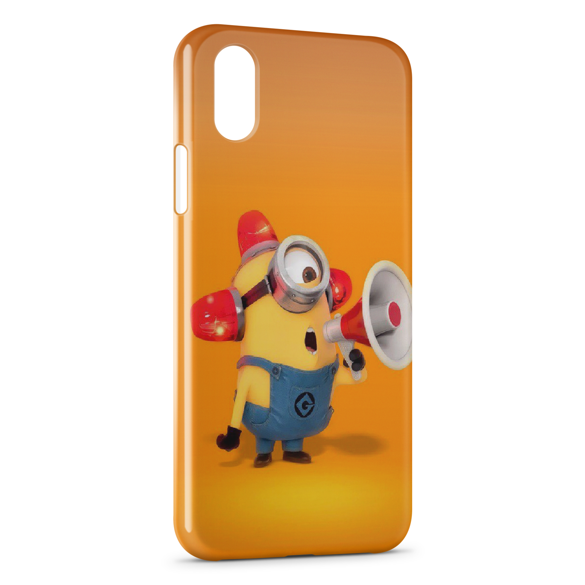 coque iphone xr minion