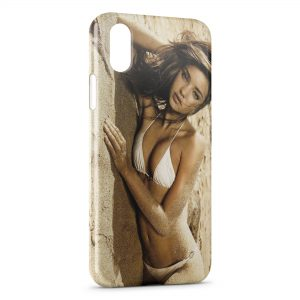 Coque iPhone XR Miranda Kerr