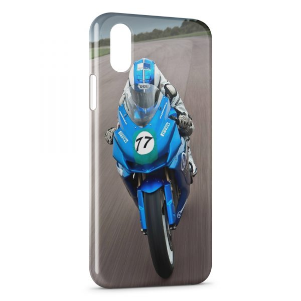 coque moto iphone xr