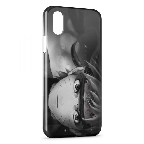 coque iphone xr naruto