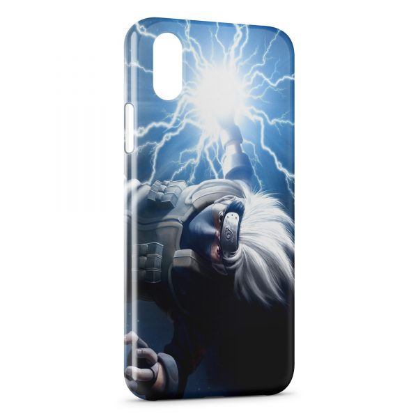 Coque iPhone XR Naruto 3