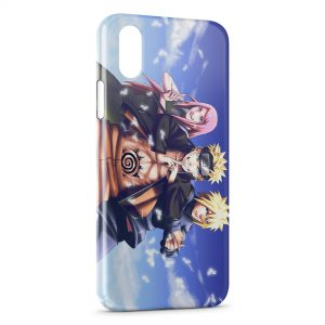 Coque iPhone XR Naruto 4