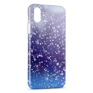 Coque iPhone XR Neige 3