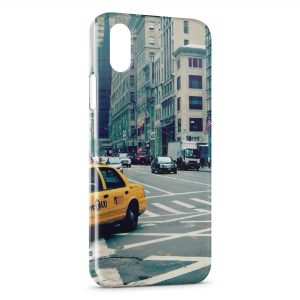 Coque iPhone XR New York City 5