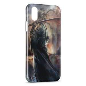 Coque iPhone XR Ninja 2