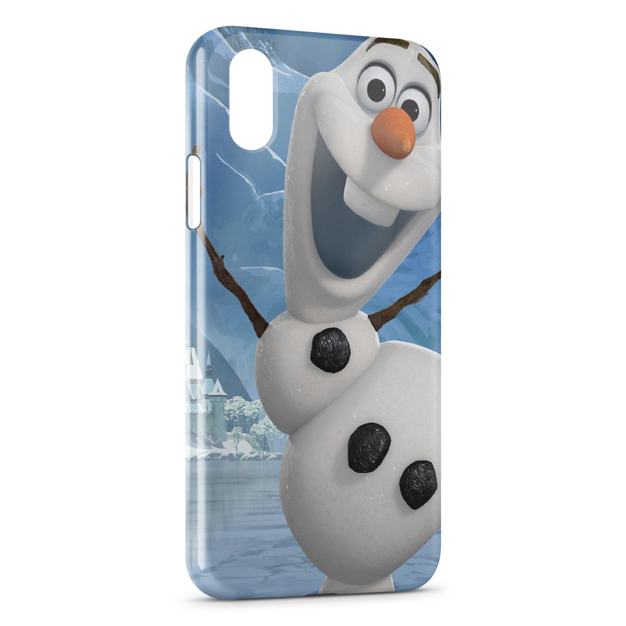 coque iphone xr reine des neiges