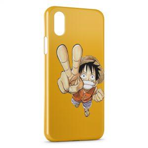 Coque iPhone XR One Piece Manga 16