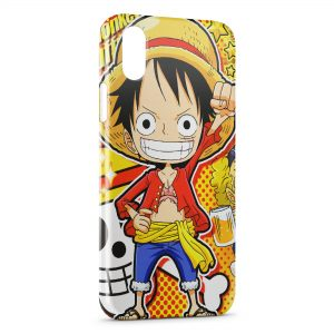 Coque iPhone XR One Piece Manga 25