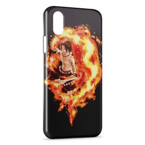 Coque iPhone XR One Piece Manga 26