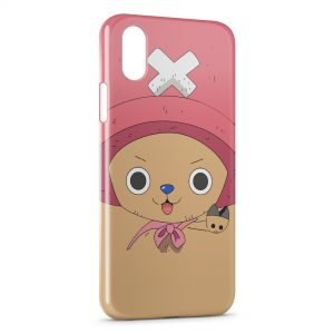 Coque iPhone XR One Piece Manga 29