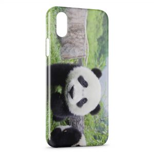 Coque iPhone XR Panda 5