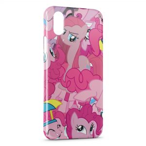 Coque iPhone XR Petit Poney