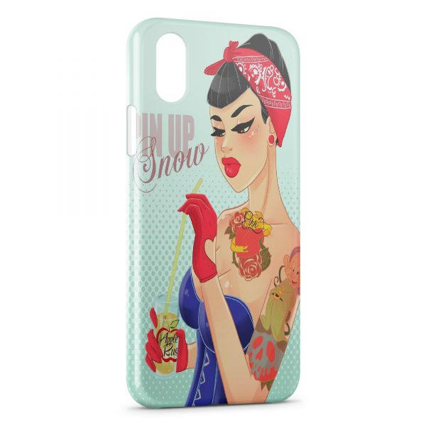 coque iphone xr pinup