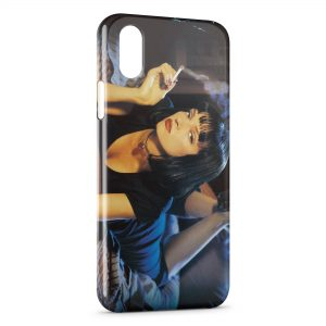 Coque iPhone XR Pulp Fiction Film