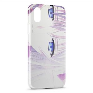 Coque iPhone XR Queens Blade Manga